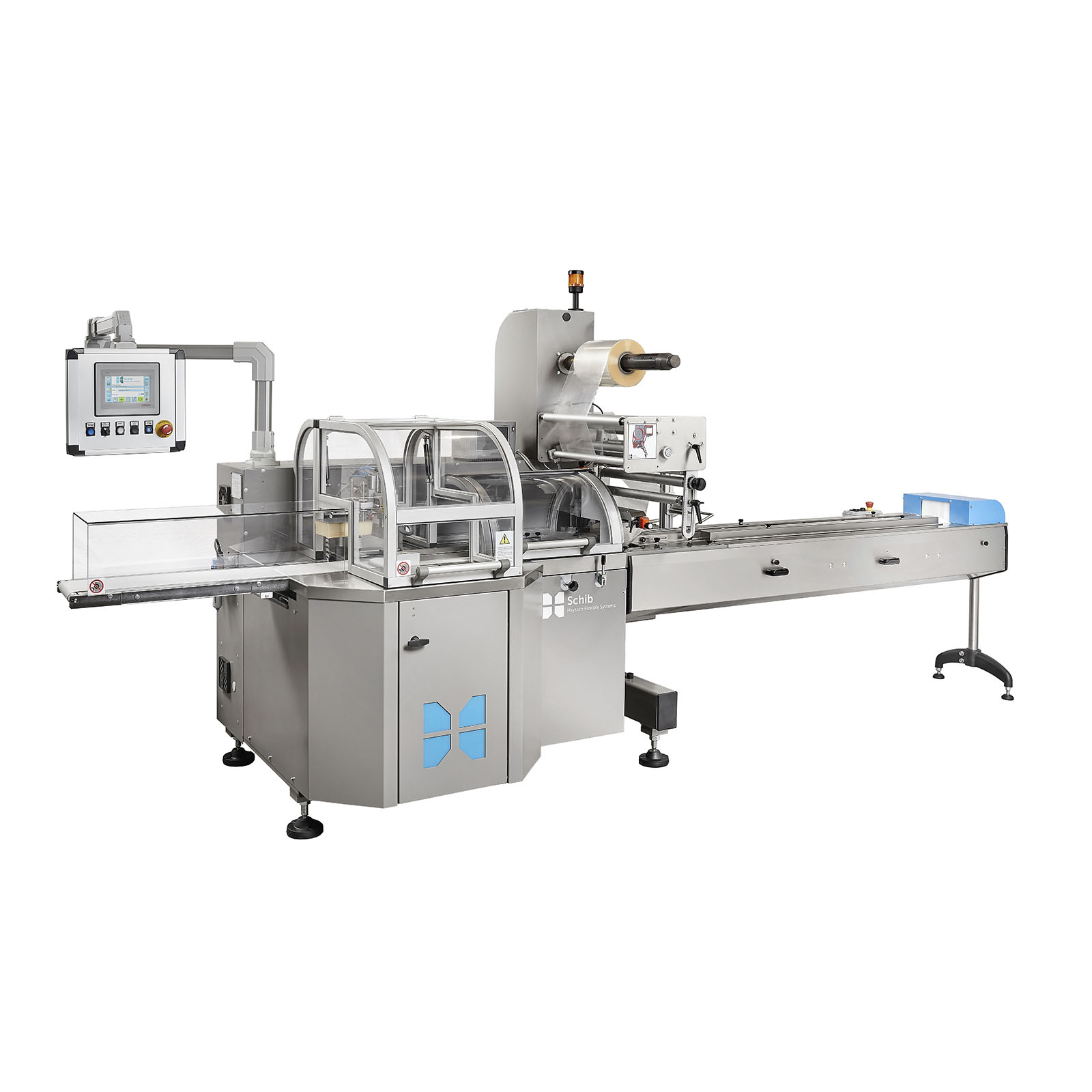 Flowpackmachine CO50TG