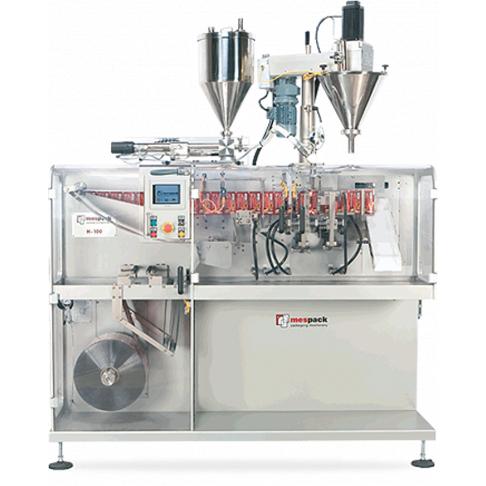Sachetmachine H-100