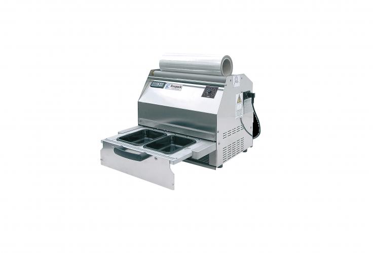 Half-automatische heatseal Reeseal 32S