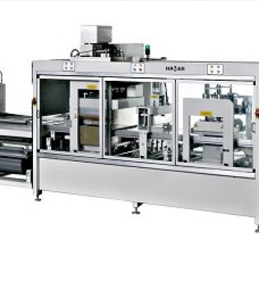 Mono materiaal blistermachine met hoge capaciteit