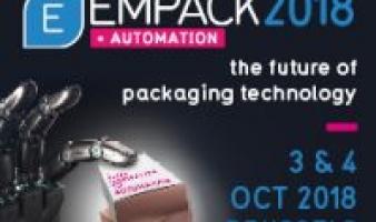 Kom naar de Empack Brussel 2018