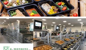 Efficiënt kant- en klare maaltijden verpakken met de traysealers van Zwager Techniek
