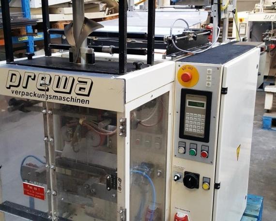 Gebruikte verticale vulmachine PREWA P200
