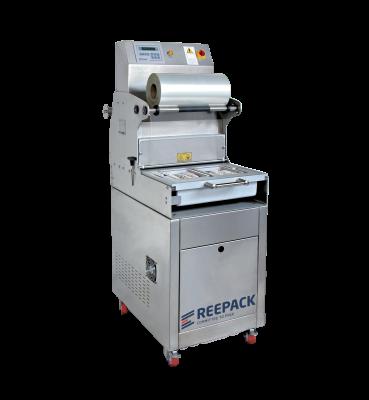 Gebruikte REEPACK traysealer Reetray25