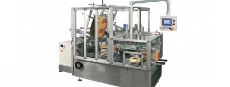 Side loader case packer V 140 P