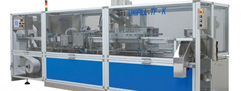 Unifill, TF-K/ HS de snelle monodose verticale blistermachine