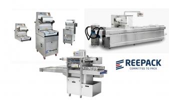 Reepack Verpakkingsmachines bij Zwager Techniek