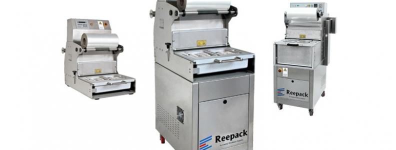 Half-automatische Traysealer ReeTray 25 VGT / VGM / PAIL